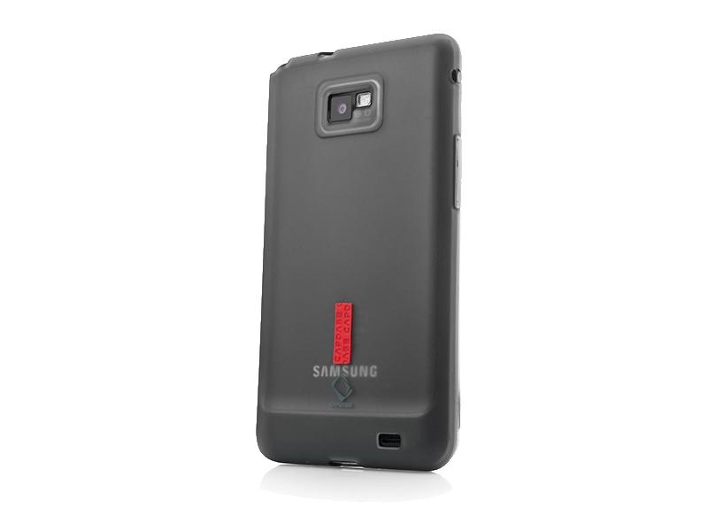 Чехол для мобильного телефона Capdase Black (Samsung Galaxy S II I9100)