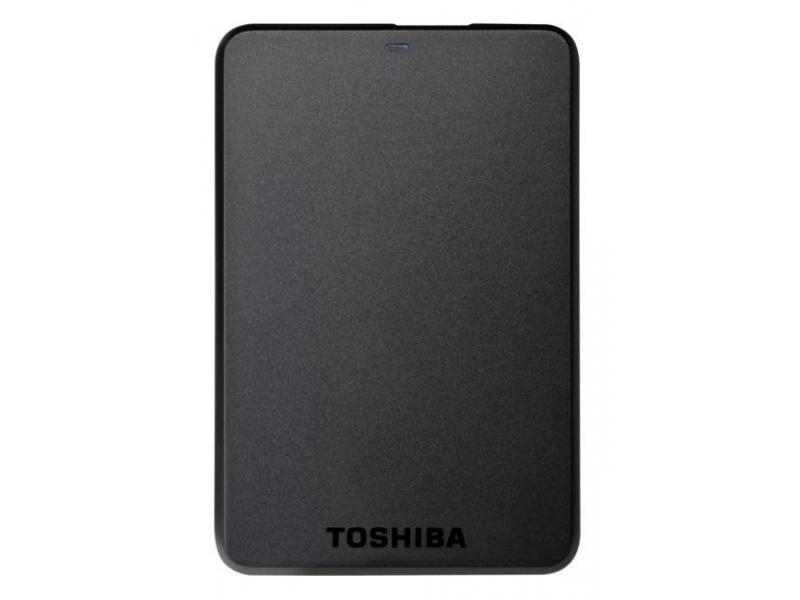 Внешний жесткий диск Toshiba HDTB110EK3BA Black