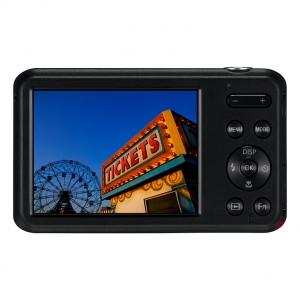 Цифровой фотоаппарат Samsung EC-ES95 Red