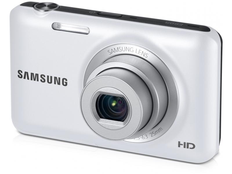Цифровой фотоаппарат Samsung EC-ES95ZZBPB/KZ White