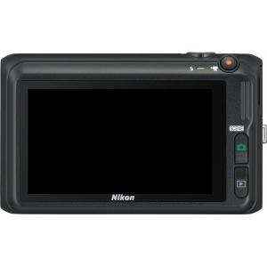 Цифровой фотоаппарат Nikon Coolpix S6400 Black