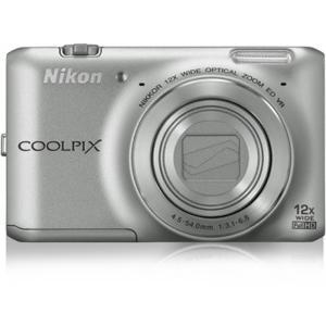 Цифровой фотоаппарат Nikon Coolpix S6400 Silver
