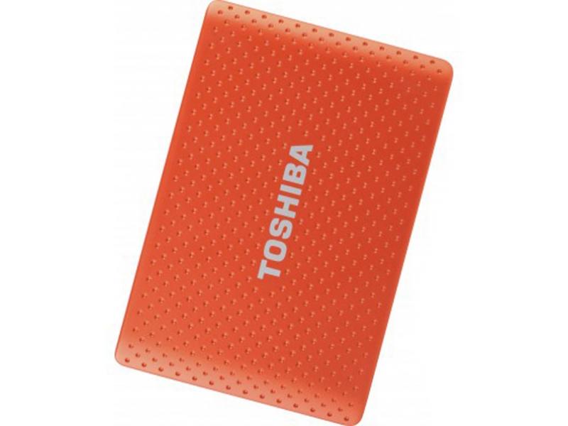 Внешний жесткий диск Toshiba PA4284E-1HJ0 Orange