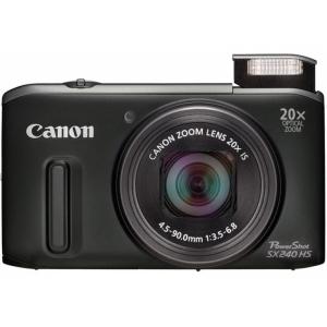 Цифровой фотоаппарат Canon PowerShot SX240 HS Black