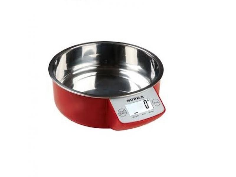 Весы Supra BSS-4090 Red