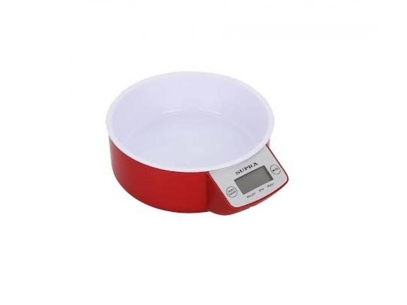 Весы Supra BSS-4085 Red
