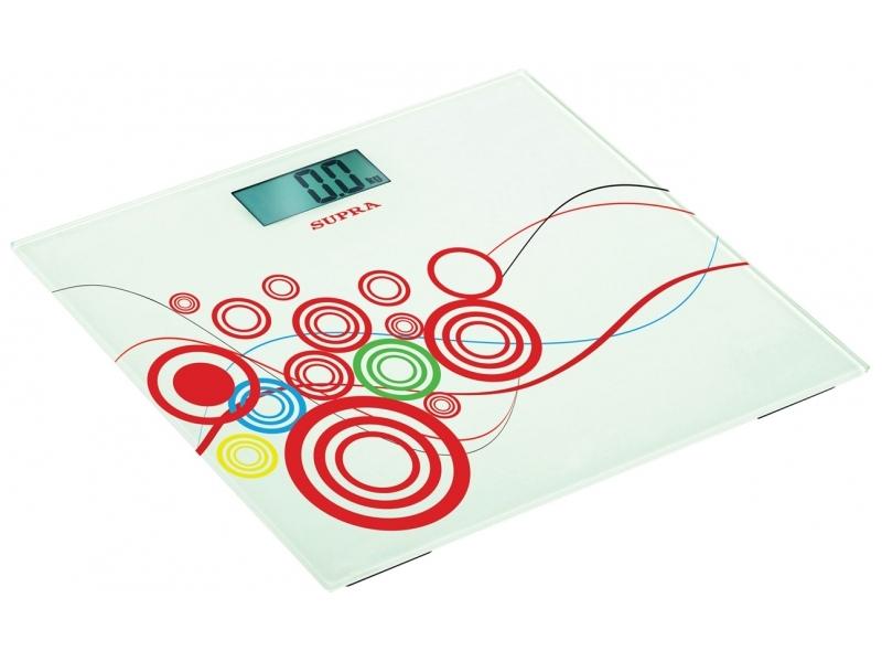Весы Supra BSS-2050 White