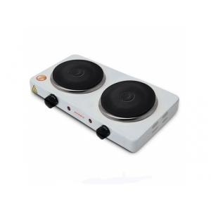 Электрическая плита Supra HS-201 White