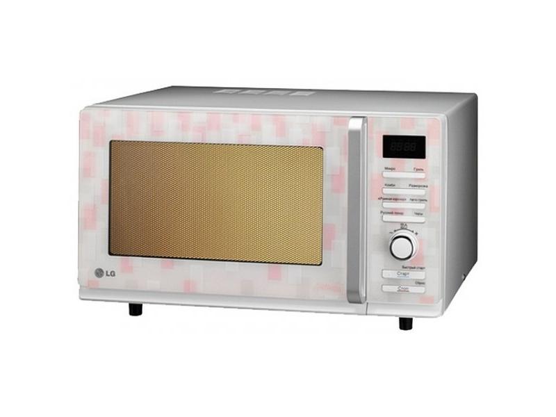 Микроволновая печь LG MF-6580MRF