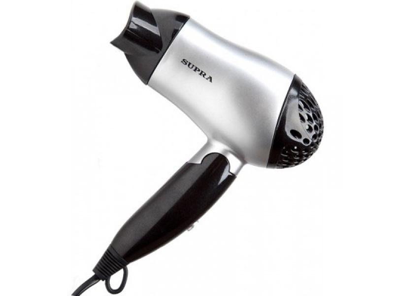 Фен Supra PHS-1200 Black