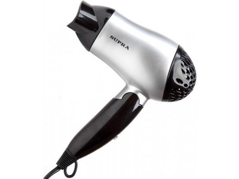 Фен Supra PHS-1200 Silver