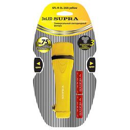 Фонарь Supra SFL-R-3L-2AA Yellow
