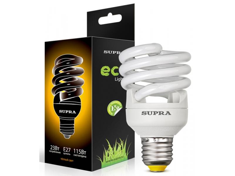 Лампа Supra SL-FSP-23/2700/E27