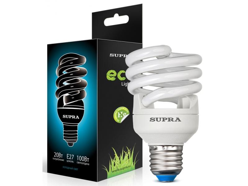 Лампа Supra SL-FSP-20/4200/E27