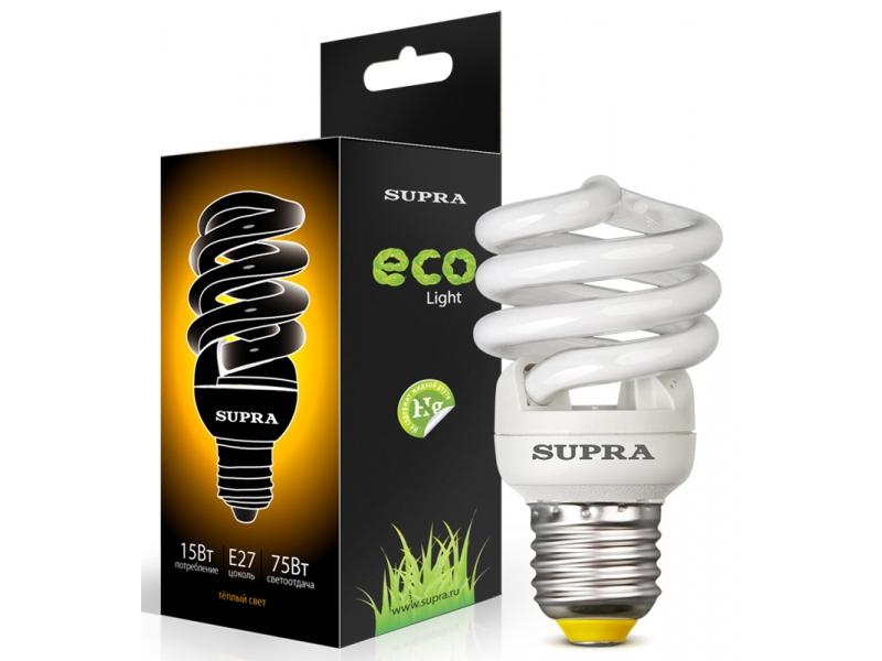 Лампа Supra SL-FSP-15/2700/E27