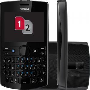 Мобильный телефон Nokia Asha 205 Black