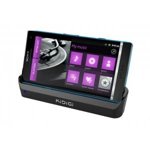 Док-станция Kidigi Case Cradle Black (Sony Xperia S LT26i)