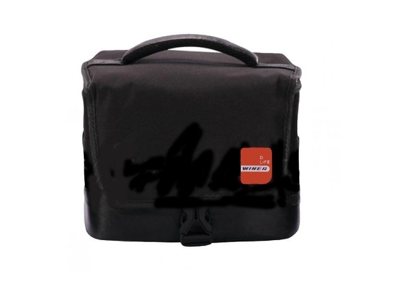 Чехол для фото-видео аппаратуры Winer Vita M-04BK Black