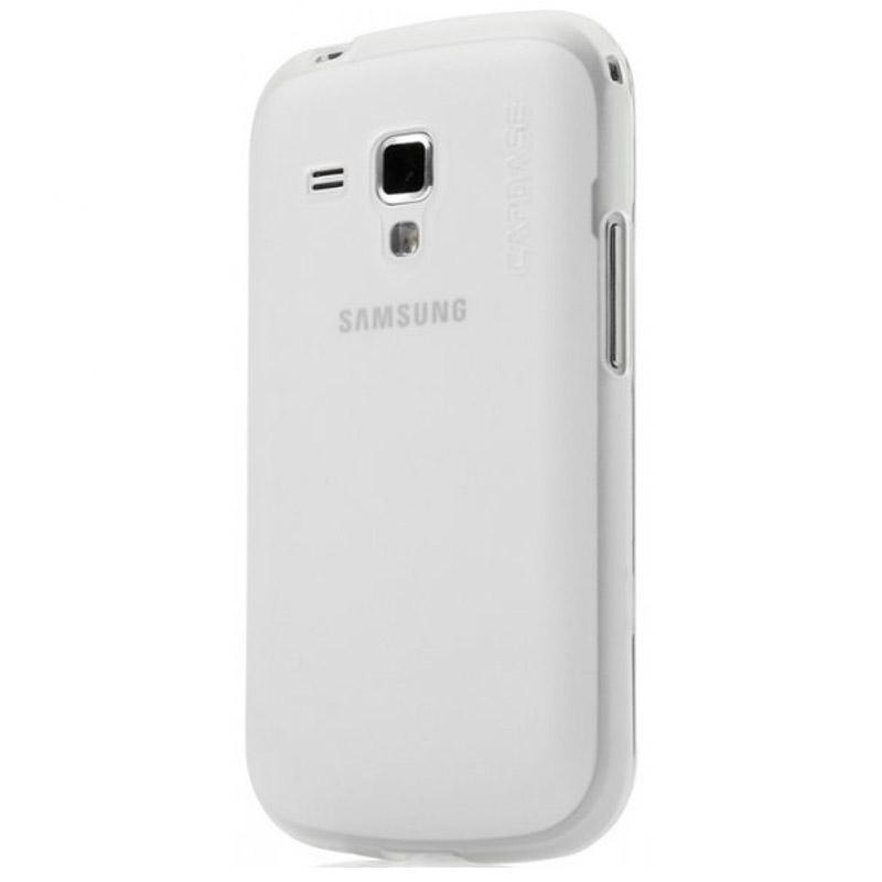 Чехол для мобильного телефона Capdase Для Samsung Galaxy S7562 White