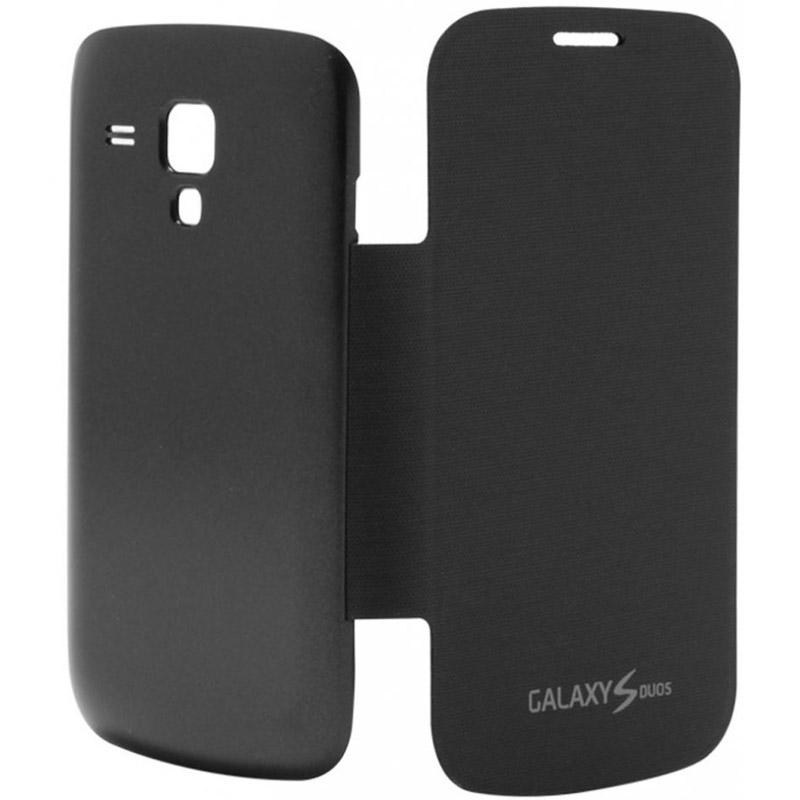 Чехол для мобильного телефона Samsung Flip Cover Для Samsung Galaxy S7562 Black