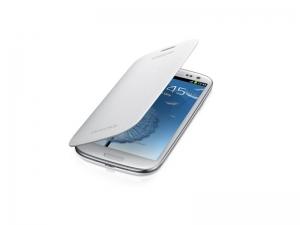 Чехол для мобильного телефона Samsung Flip Cpver S7562 White