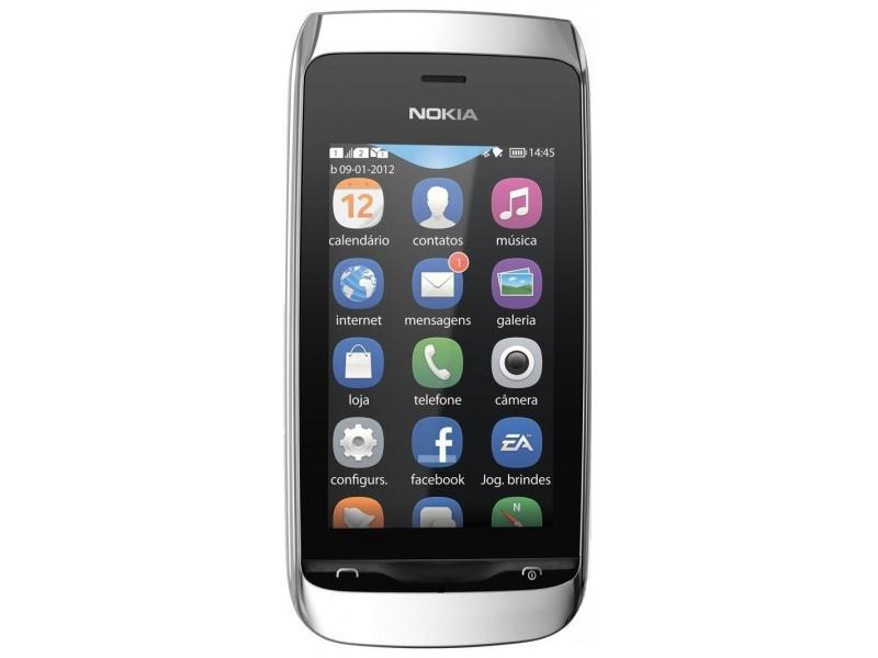 Мобильный телефон Nokia Asha 310 White