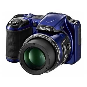 Цифровой фотоаппарат Nikon CoolPix L820 Blue