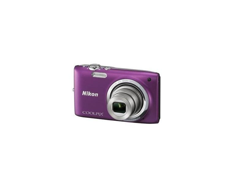 Цифровой фотоаппарат Nikon CoolPix S2700 Violet
