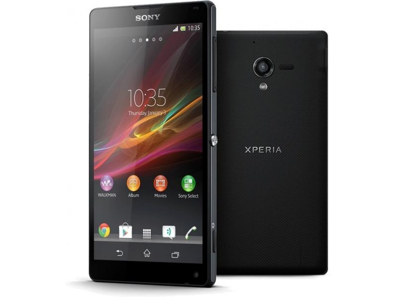 Смартфон Sony Xperia ZL С6503 Black