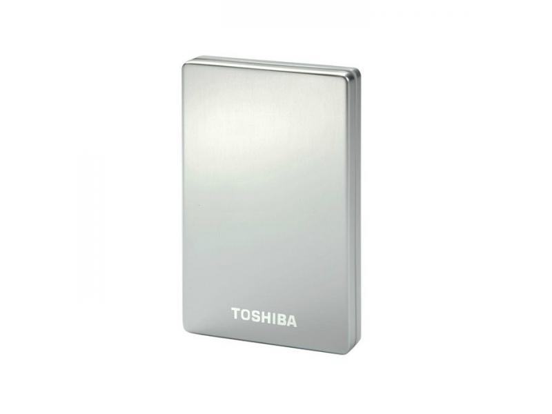 Внешний жесткий диск Toshiba (PA4236E-1HEO) Alu