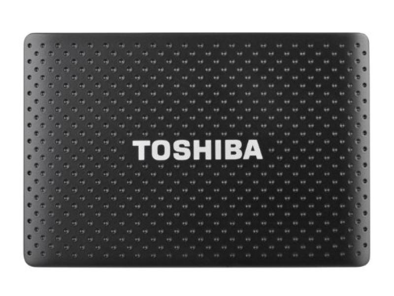Внешний жесткий диск Toshiba (PA4282E-1HJO) Black