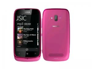 Смартфон Nokia Lumia 610 Magenta