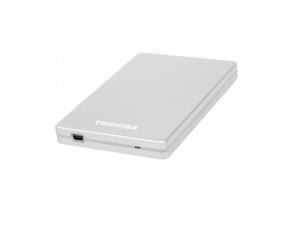 Внешний жесткий диск Toshiba Silver (PA4236E-1HE0)