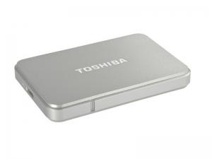 Внешний жесткий диск Toshiba Silver (PX1801E-1HKA)
