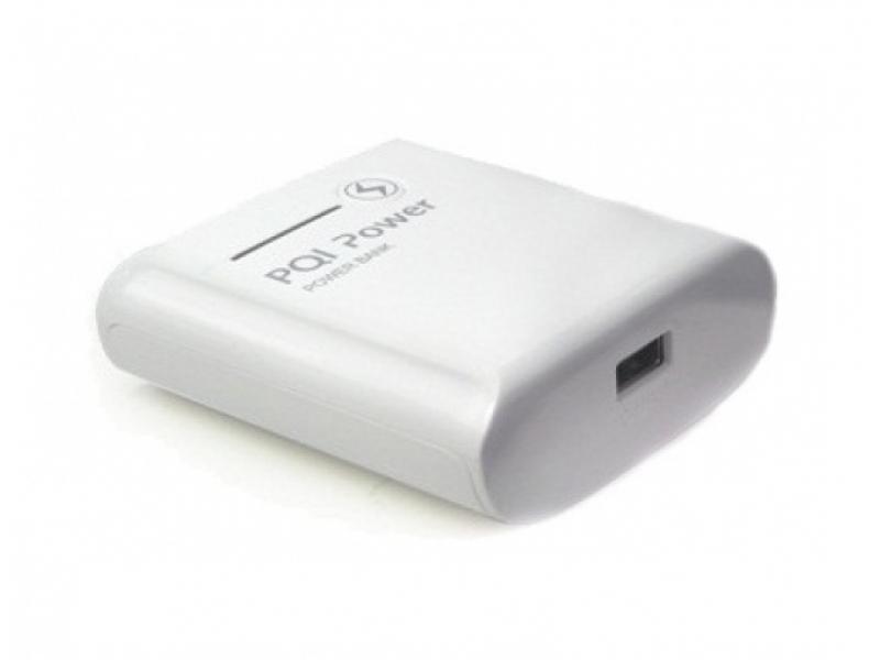 Зарядное устройство PQI Bank i-Power 5200 White