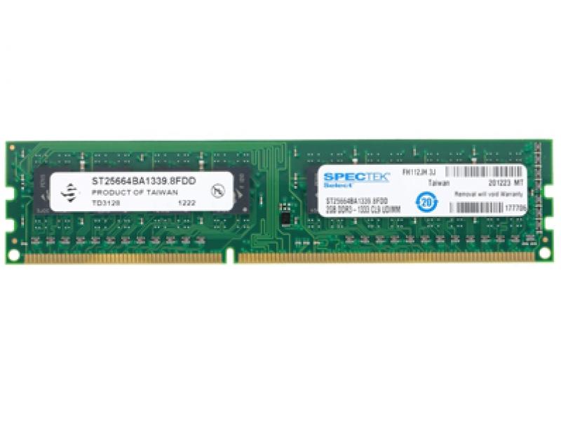 Оперативная память Crucial DIMM 2048Mb DDR3 PC-10600 (ST25664BA1339) OEM
