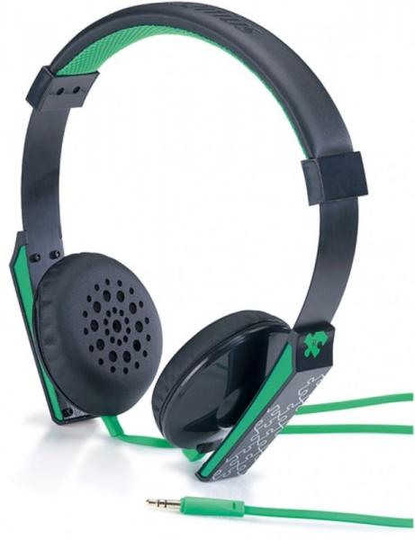 Наушники Genius GHP-460S green