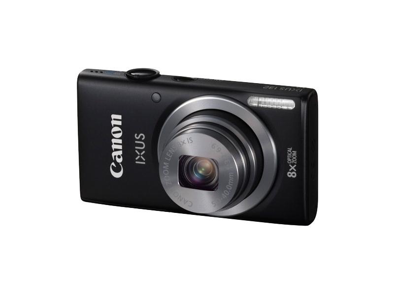 Цифровой фотоаппарат Canon Digital IXUS 132 Black
