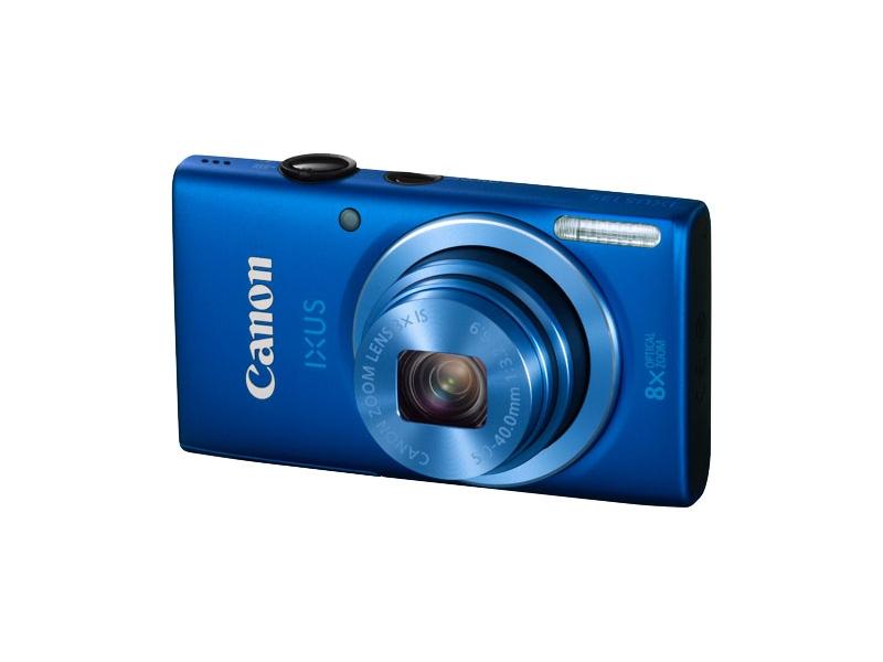 Цифровой фотоаппарат Canon Digital IXUS 132 Blue
