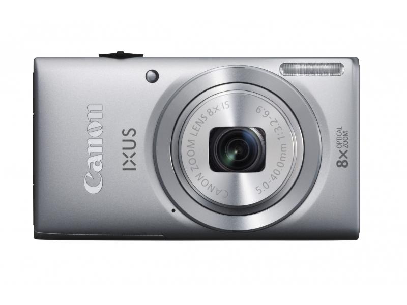 Цифровой фотоаппарат Canon Digital IXUS 132 Silver