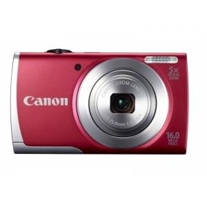Цифровой фотоаппарат Canon PowerShot A2500 Red