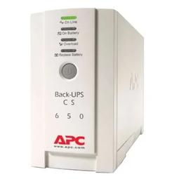 Источник бесперебойного питания Apc UPS- BK650EI Back CS