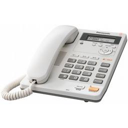 Проводной телефон Panasonic KX-TS2570RUW