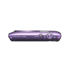 Цифровой фотоаппарат Nikon Coolpix S3500 Violet