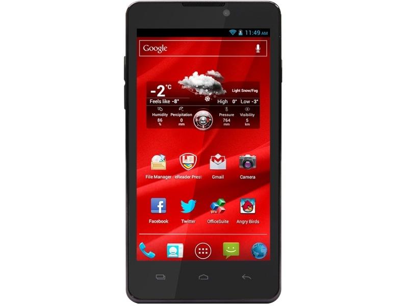 Смартфон Prestigio MultiPhone 4505 DUO Black