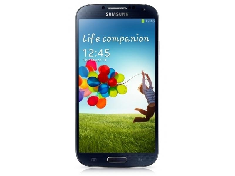 Смартфон Samsung Galaxy S IV 64GB (GT-I9500ZKFSKZ) Black Mist