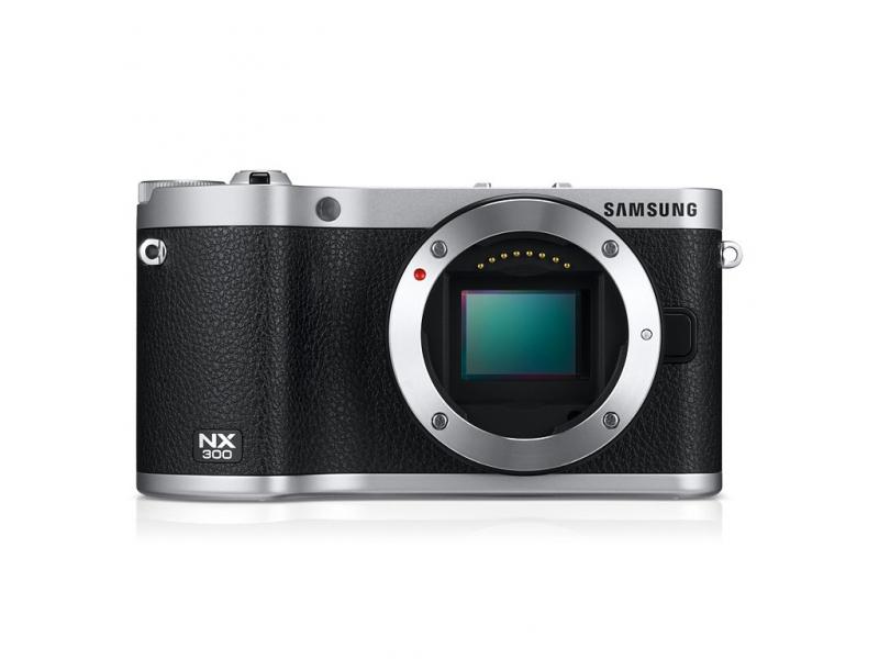 Цифровой фотоаппарат Samsung EV-NX300 Black