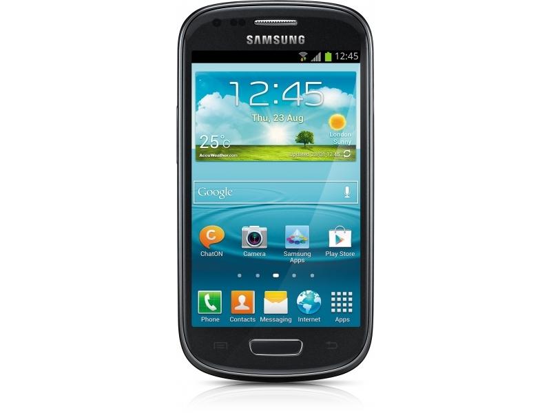 Смартфон Samsung Galaxy S III Mini (GT-I8190ZNASKZ)
