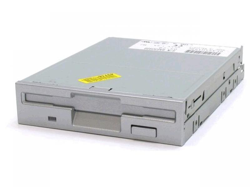 Floppy дисковод Mitsumi Silver