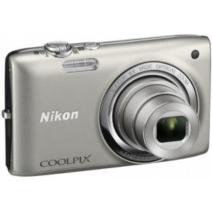 Цифровой фотоаппарат Nikon Coolpix L28 Silver